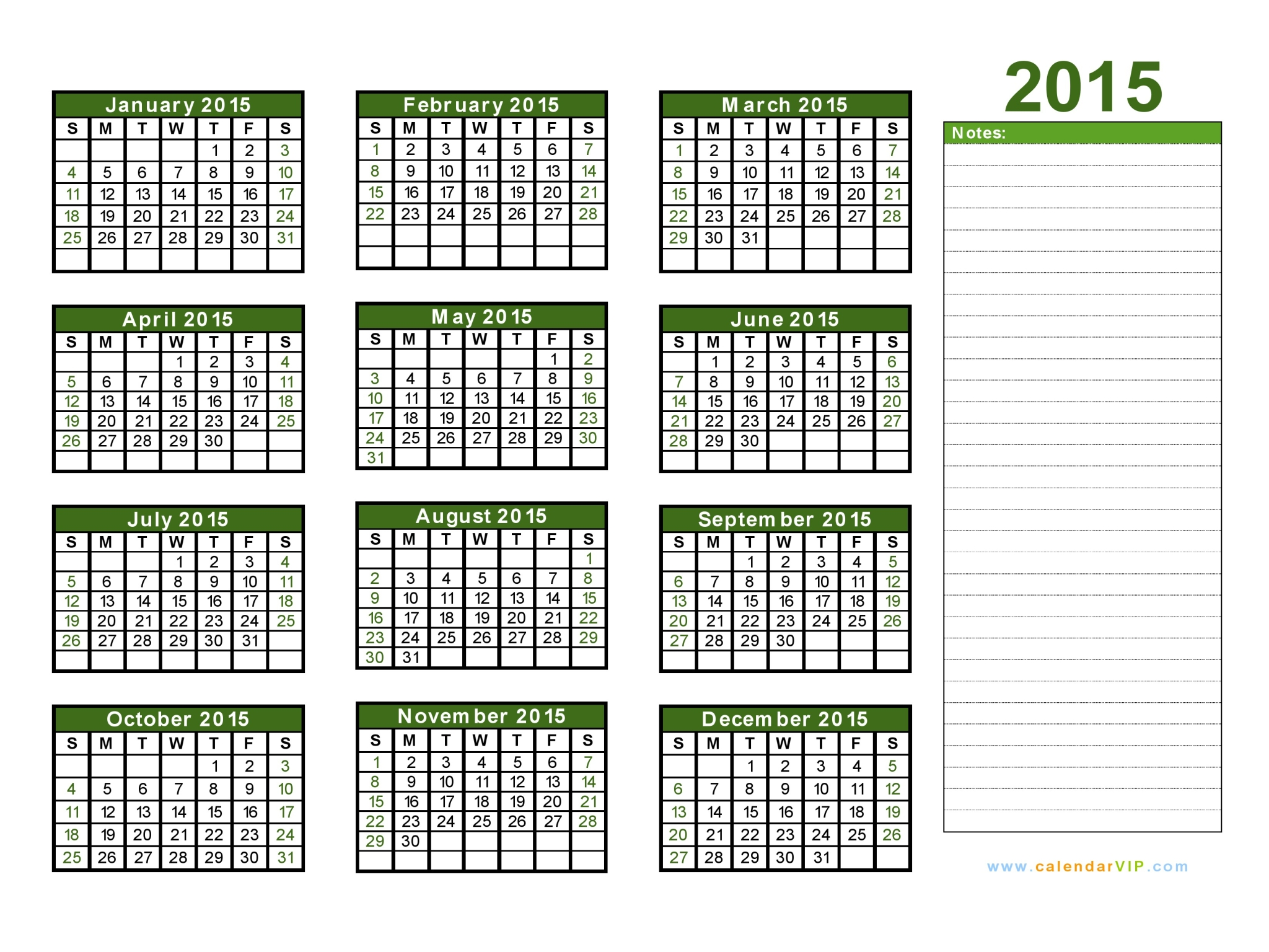 Blank School Year Calendar : Blank calendar template  images august