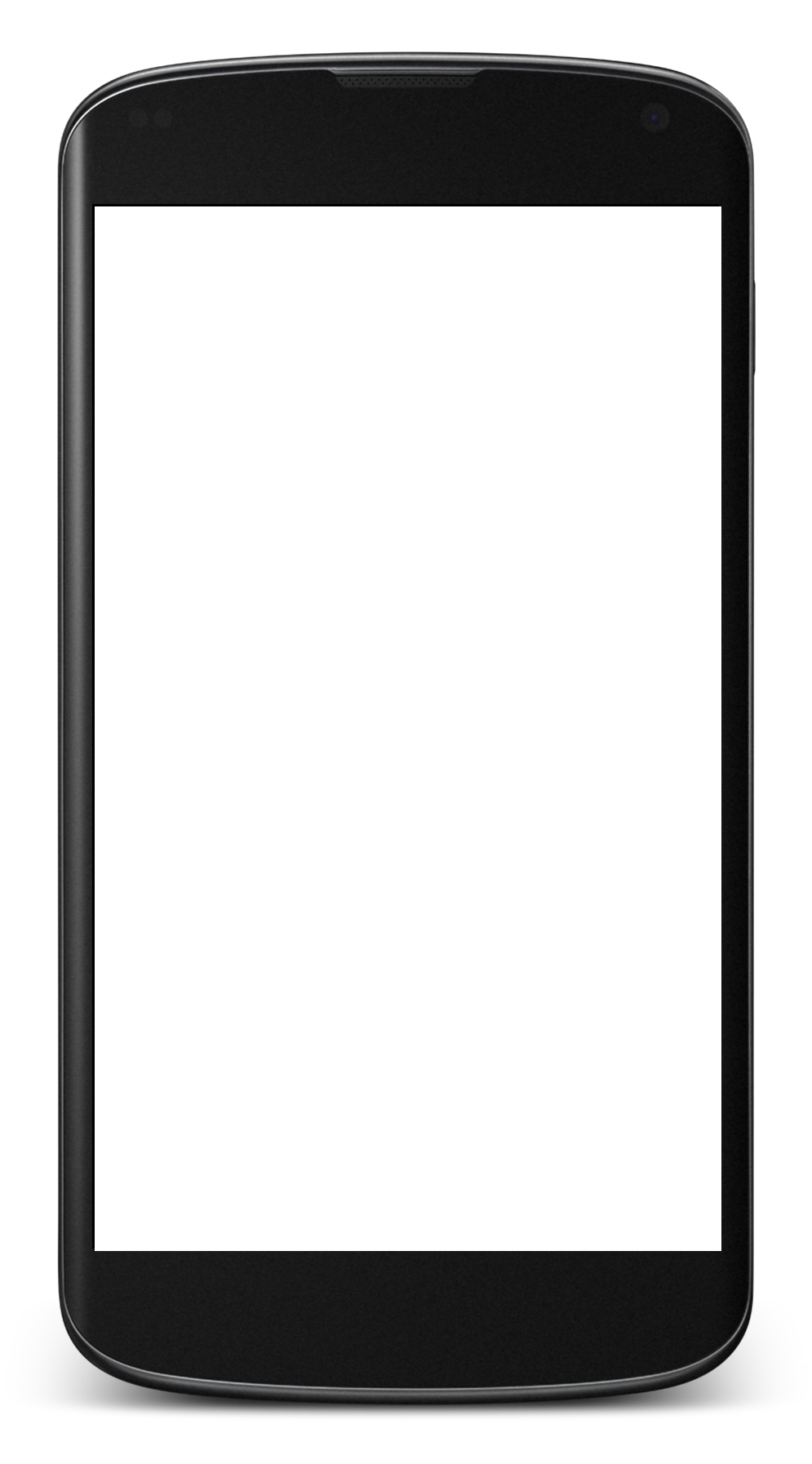 Android Phone Icon Transparent