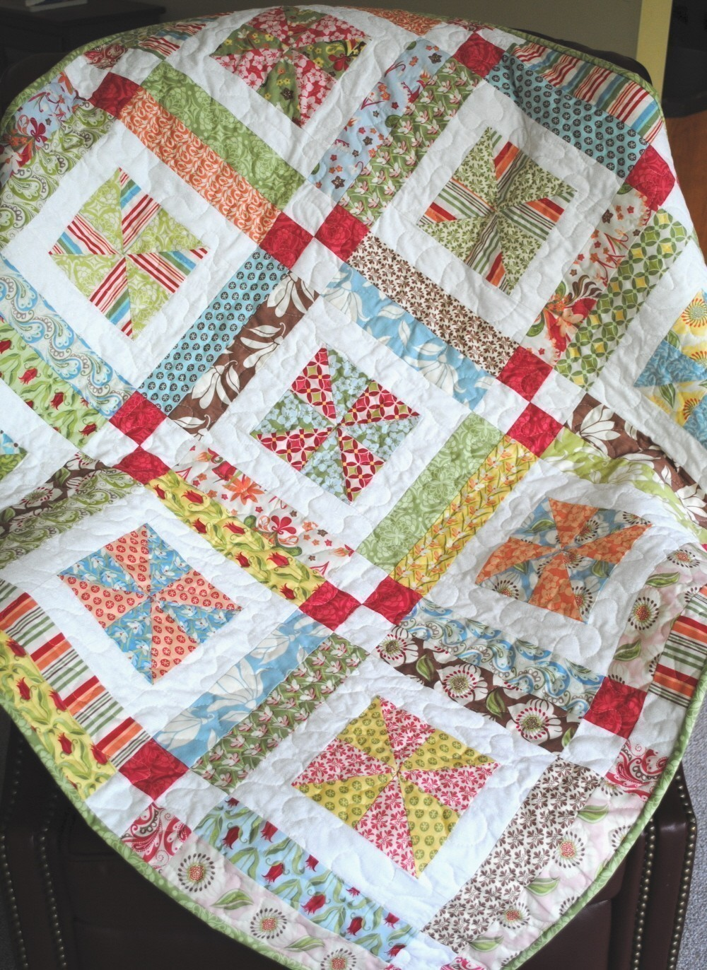 12 Free Simple Quilt Designs Images Crazy Eights Quilt
