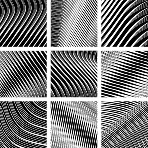 19 Black And White Vector Art AI Files Images