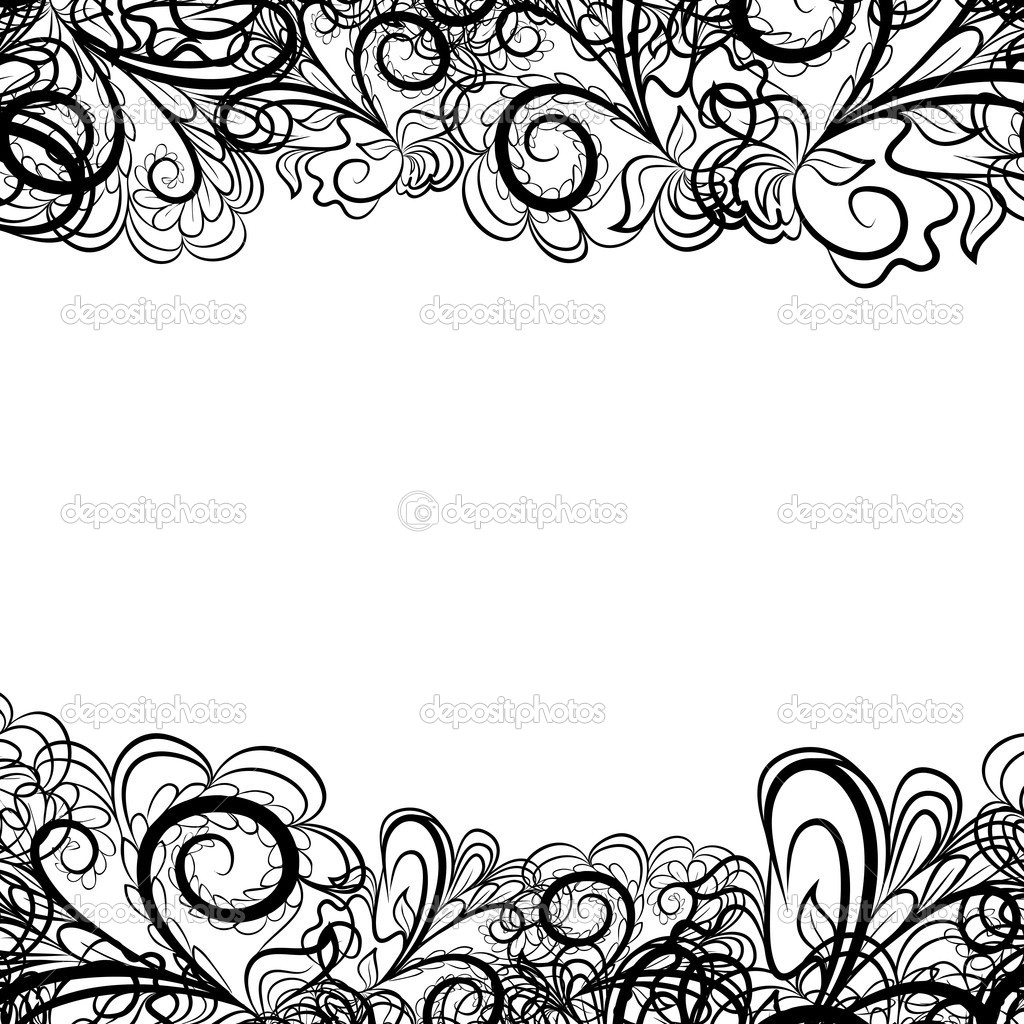 15 Lace Frame Vector Images