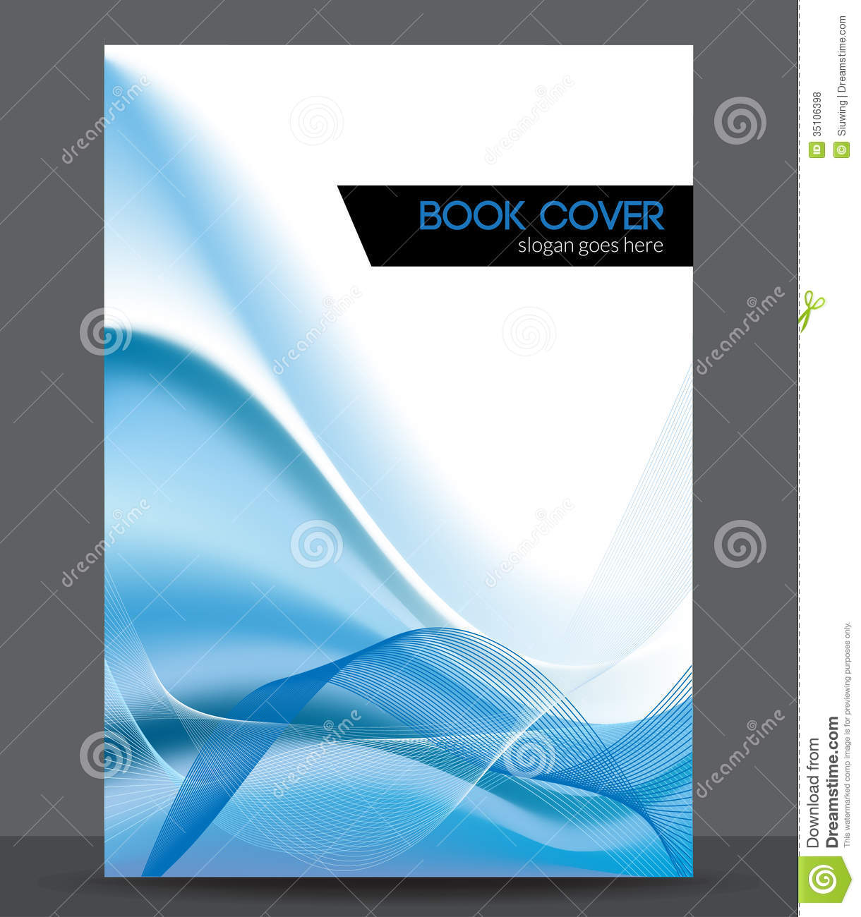 Booklet Cover Design Templates