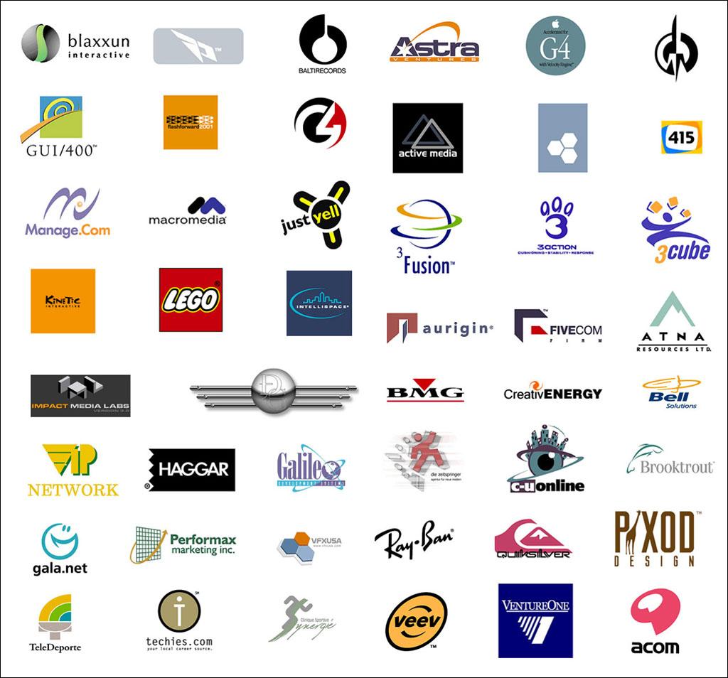 Brand Symbols Logos