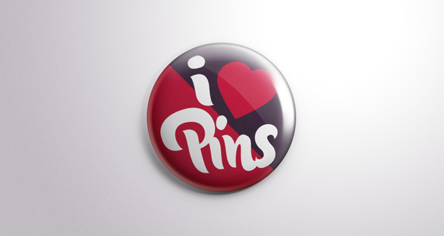 Button Pin Template
