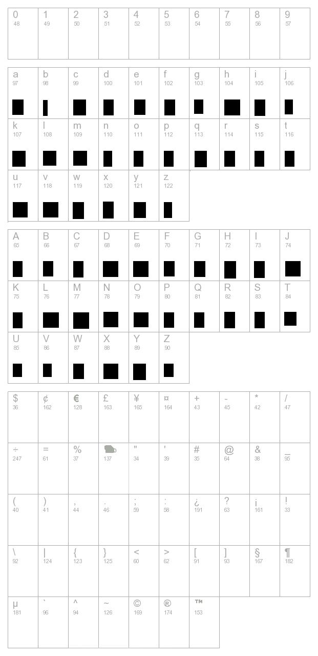 Christian Cross Fonts