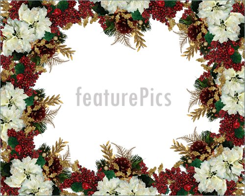 Christmas Card Borders