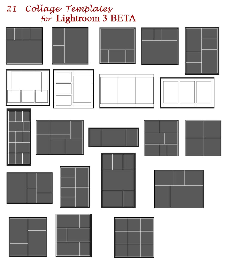 Collage Templates Free Download