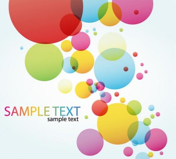 8 Bubbles PSD Free Download Images