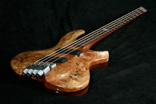 Cool Bass Guitar Designs