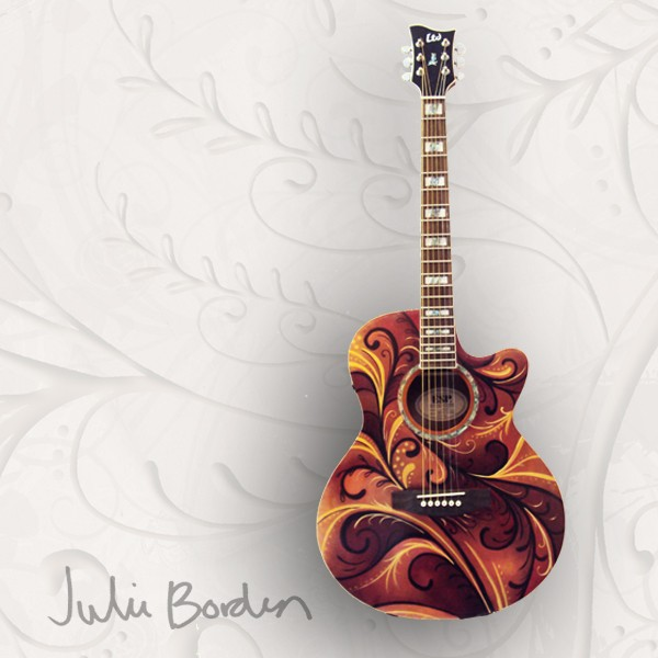 Custom Acoustic Guitar Designs