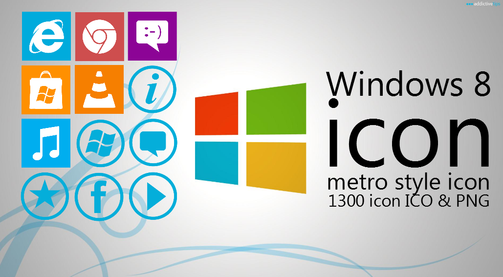 17 Win 8 Icon Sets Images
