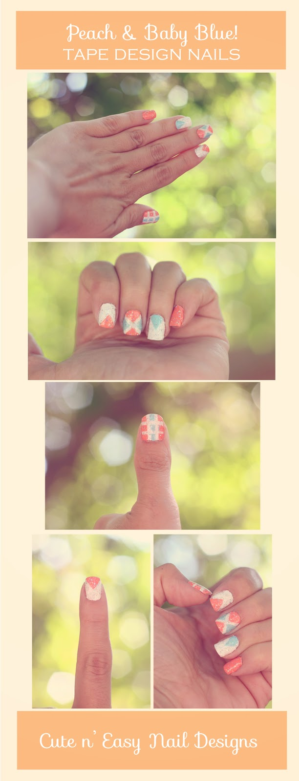 Cute Easy Nail Designs Do It Yourself