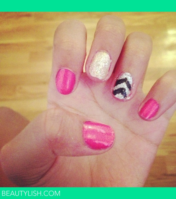 Easy to do cute nail designs nail art ideas - Pretty easy nail designs to do at home ...