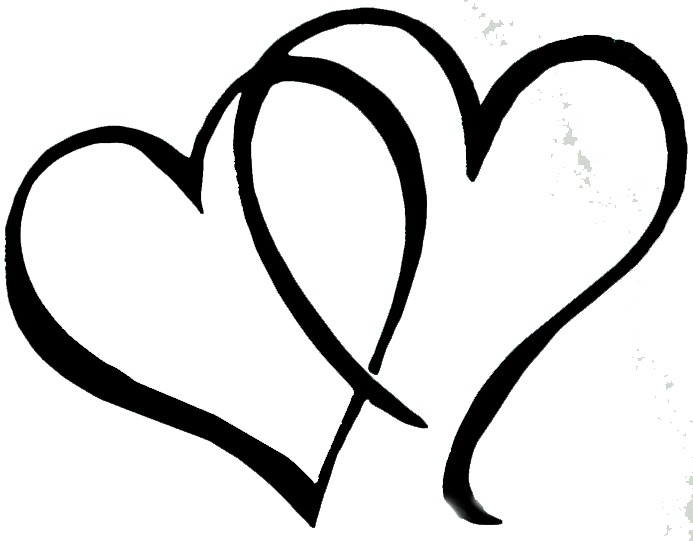 13 Wedding Heart Vector PNG Images