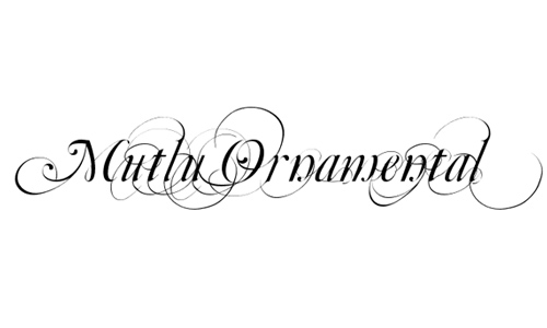 12 elegant fonts for microsoft word images