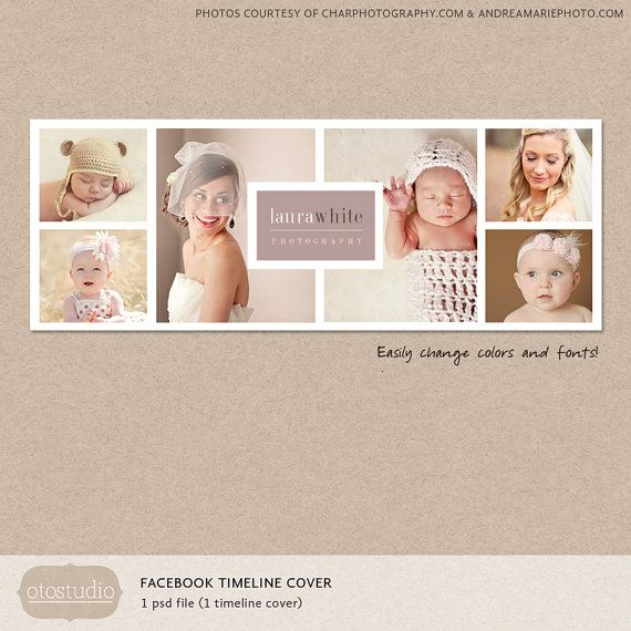19 Facebook Timeline Cover Template Photoshop PSD Images