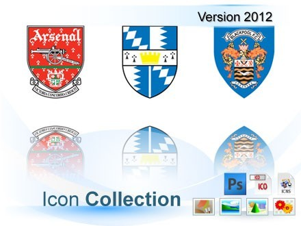 Football Teams Icons