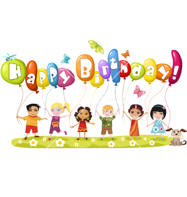 Free Birthday Clip Art Vector