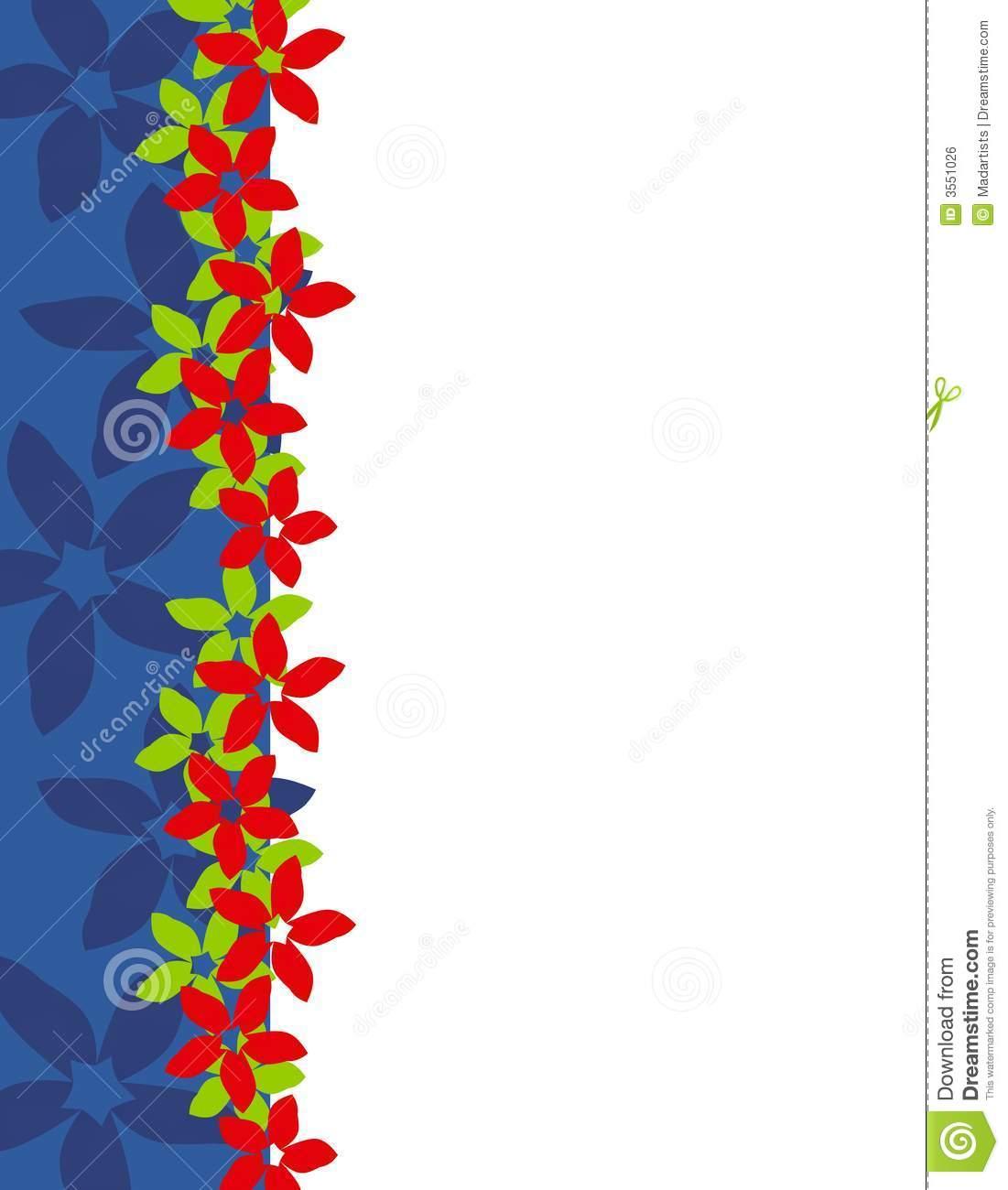 Free Clip Art Borders Poinsettia