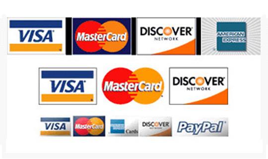Free Credit Card Logos