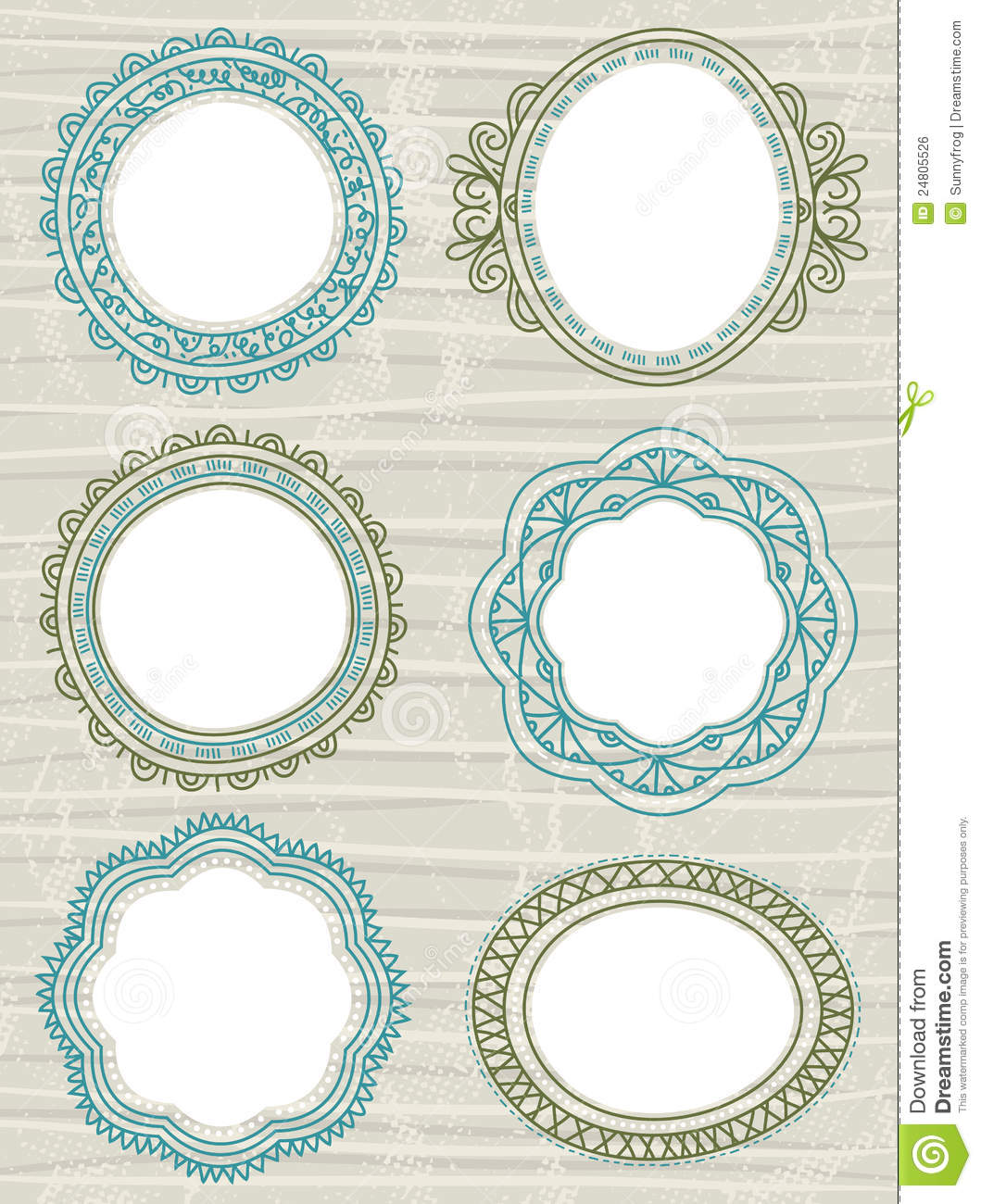 Free Decorative Label Templates