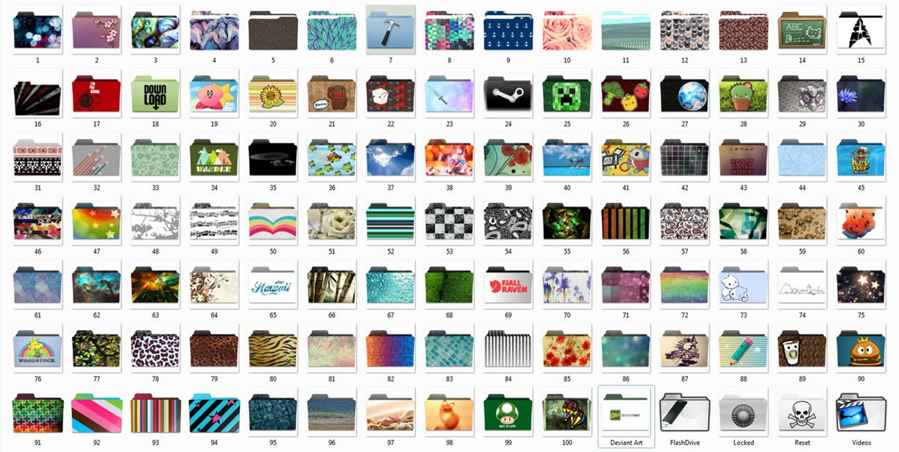 Free Icons ICO Format
