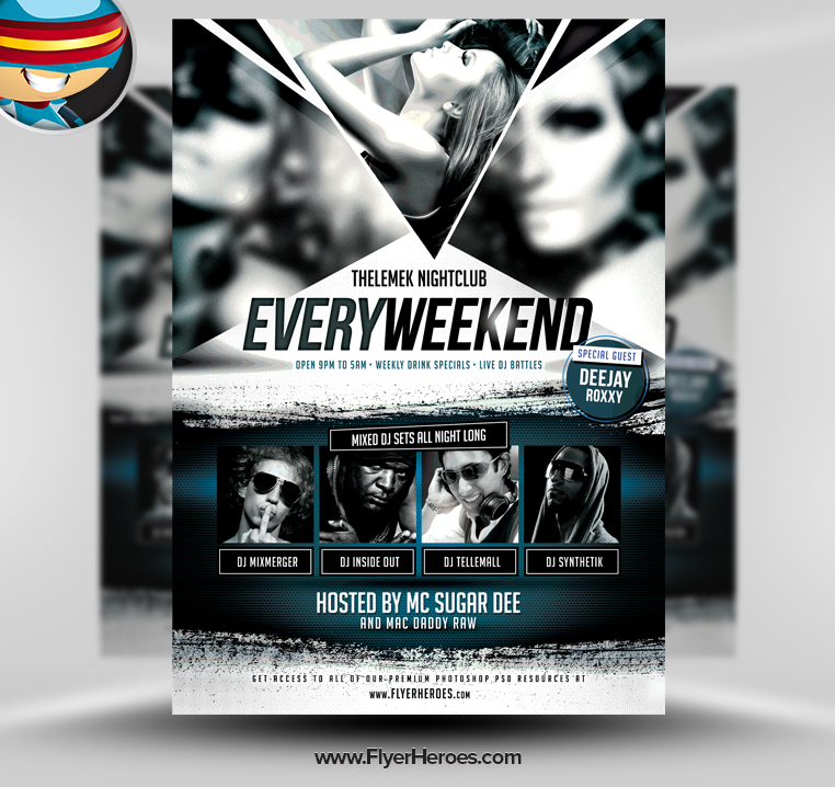 10 Prayer Flyer Templates Psd Free Images