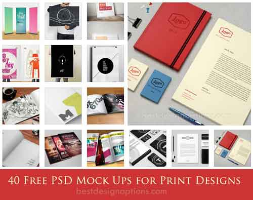 Free Psd Mock Up