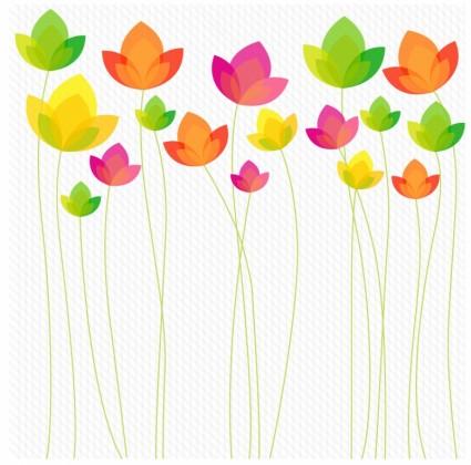 Free Spring Flower
