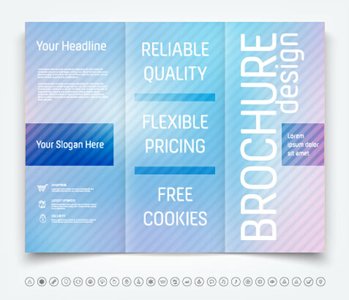 Free Tri-Fold Template Design