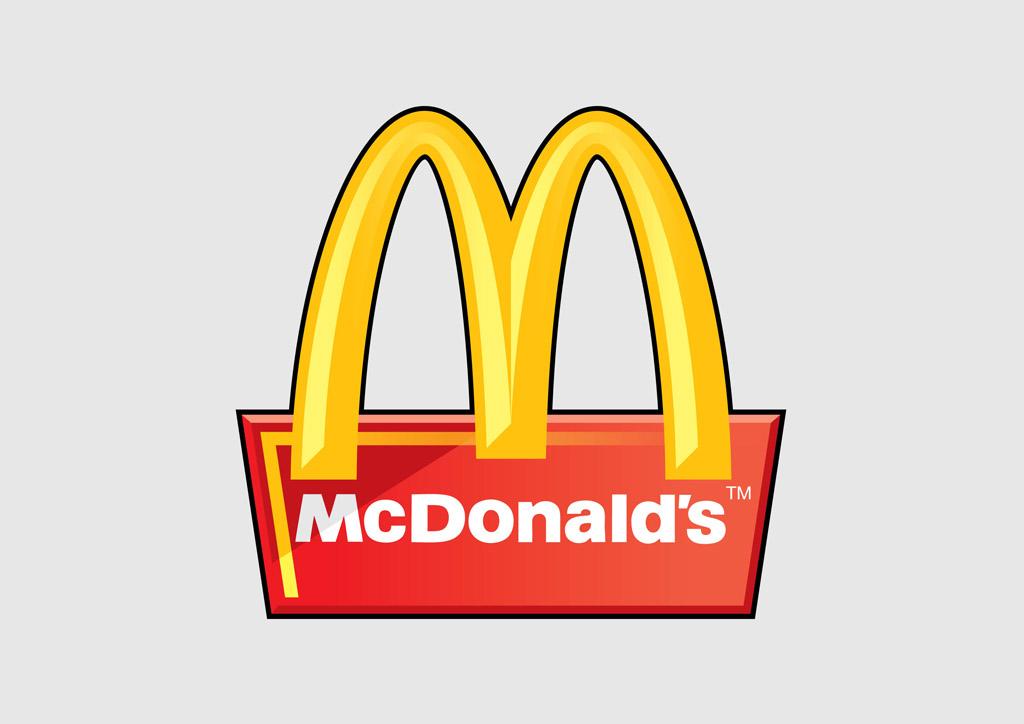 6 McDonald's Logo Vector Images