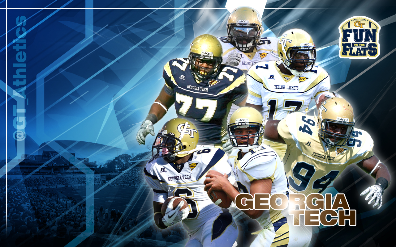 Georgia Tech Football Desktop