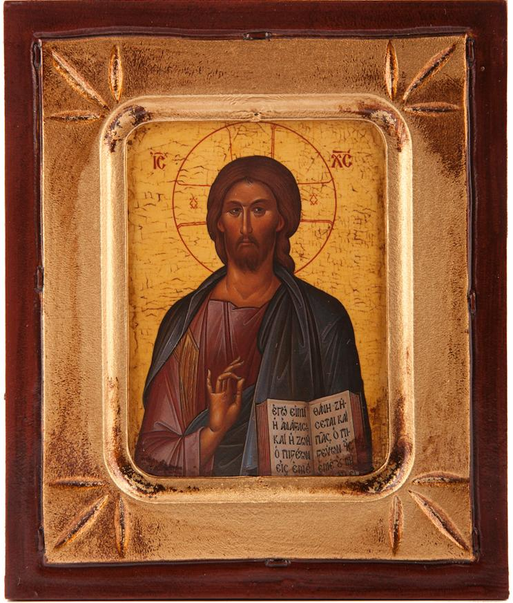 Greek Religious Icon