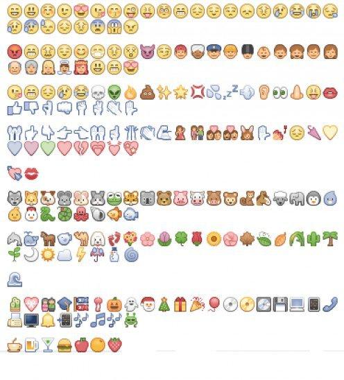 Hack Facebook Emoticons