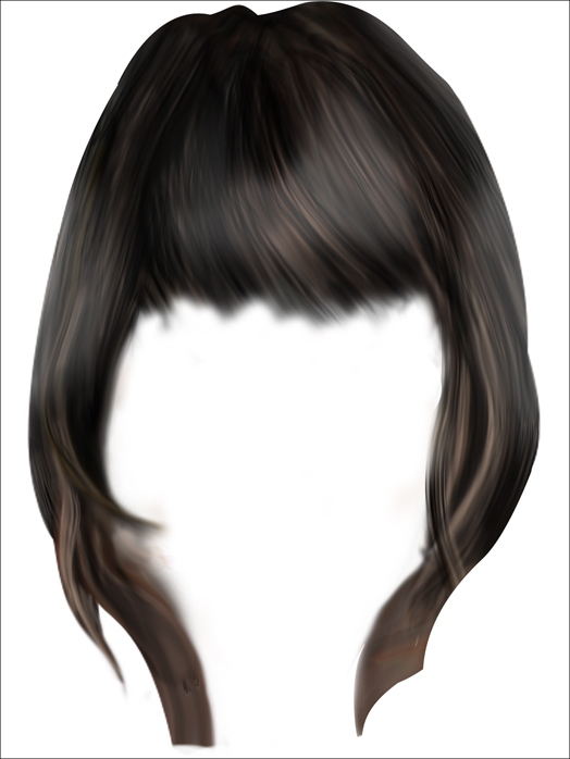 11 Hair Psd Files Images Free Photoshop Psd Hair Files