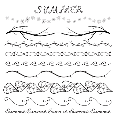 Hand Drawn Border Designs