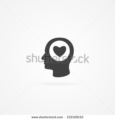 Heart Like Icon Vector