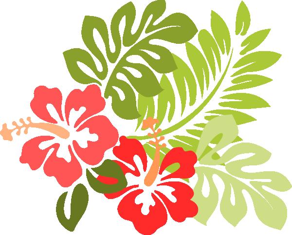 15 Hibiscus Flower Clip Art Vector Images