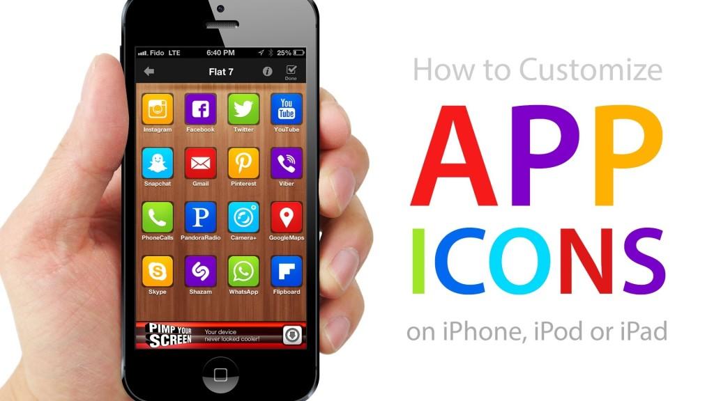 12 Custom IPod Icons Images