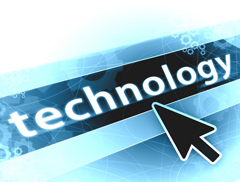 Information Technology Word Art