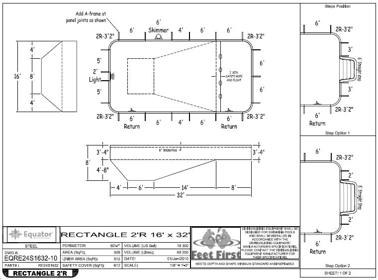 11 jewelry design drawing spec sheets images jewelry for Pool plans free