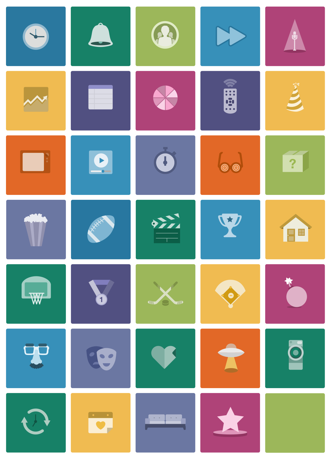 iPhone App Icons Design