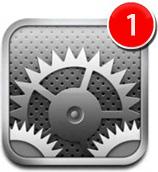iPhone Badge App Icon Notification