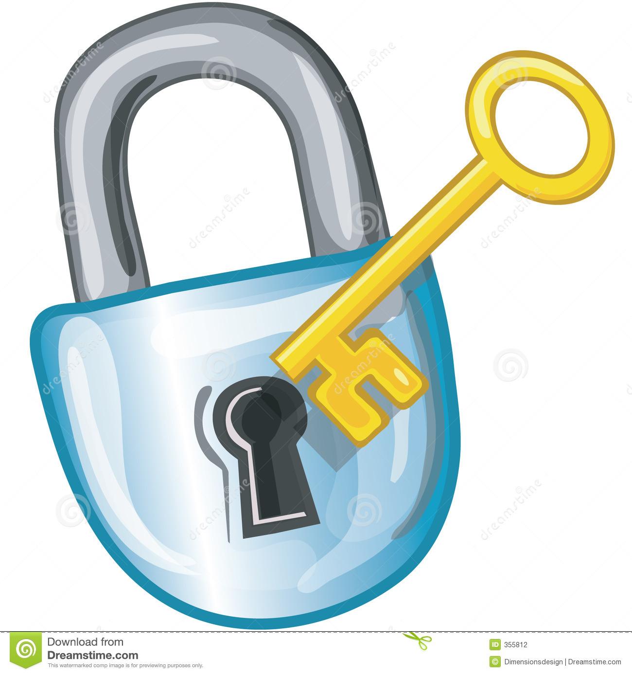 9 Lock Key Icon Images