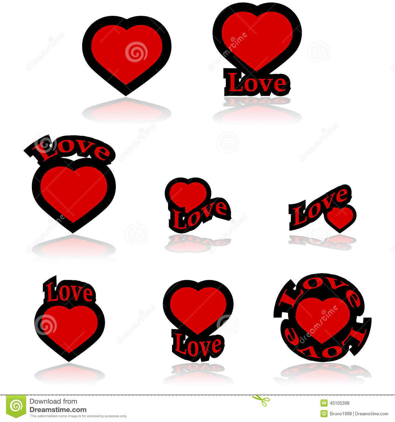 14 Love The Word Icons Images