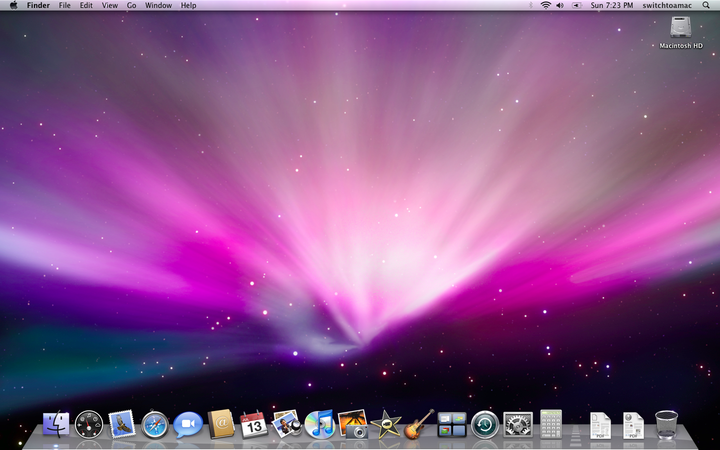 13 Mac Desktop Icons Images