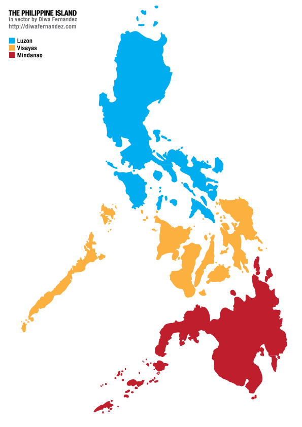 9 Philippine Map Vector Images