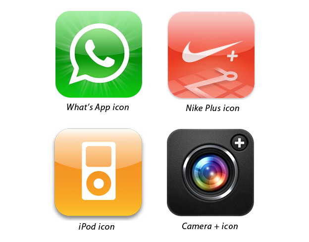 Mobile App Icon Design