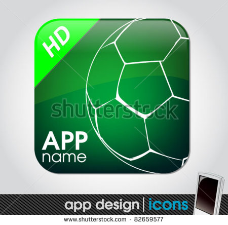 Mobile Device App Icon