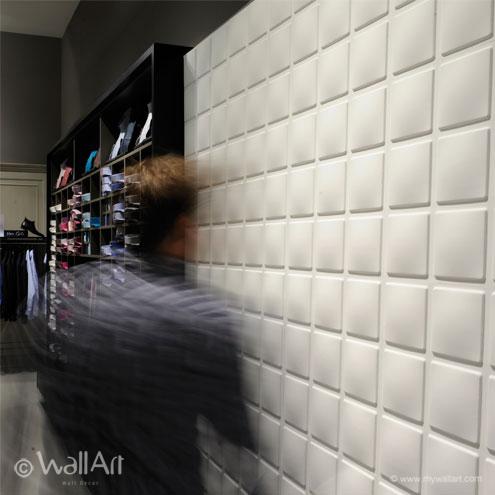 Modern 3D Wall Designs